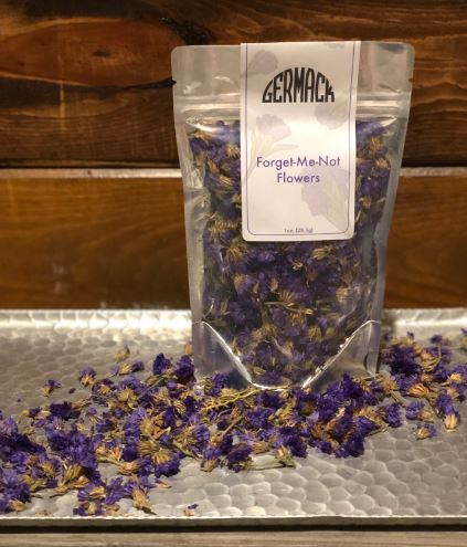 Picture TEA - Herbal Tea - Forget - Me- Not - 1oz