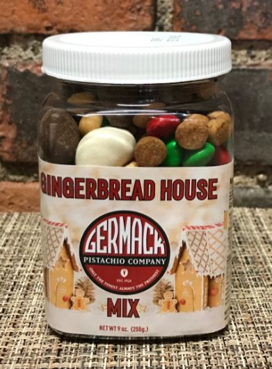 Picture Gingerbread House 9oz