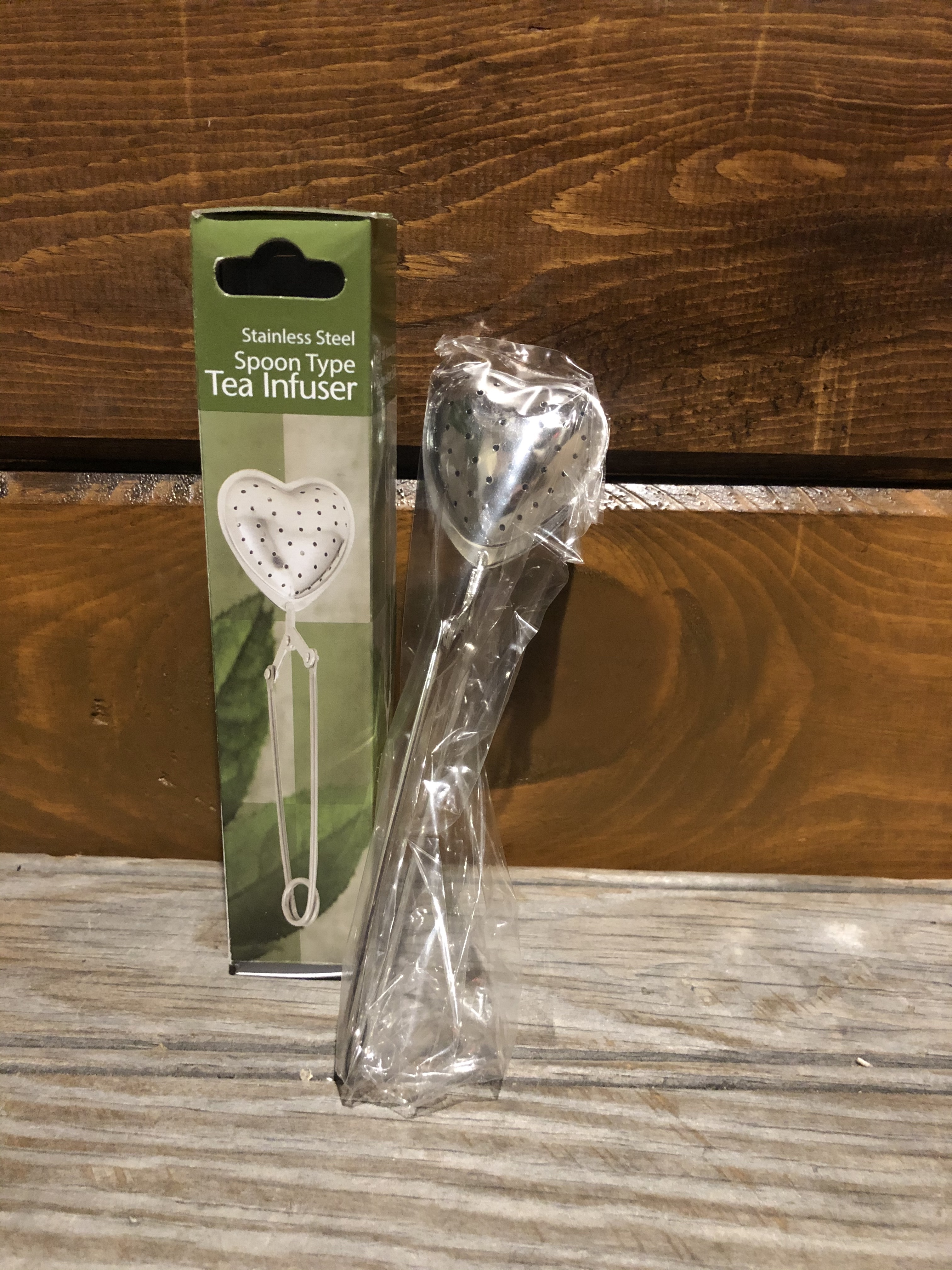 Picture Tea Infuser Heart