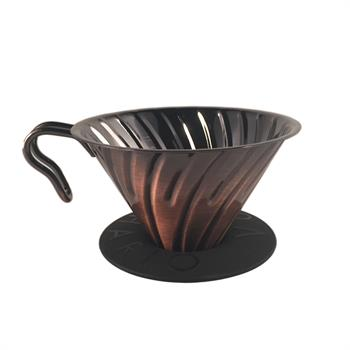 Picture Merchandise - Hario V60 Metal Dripper