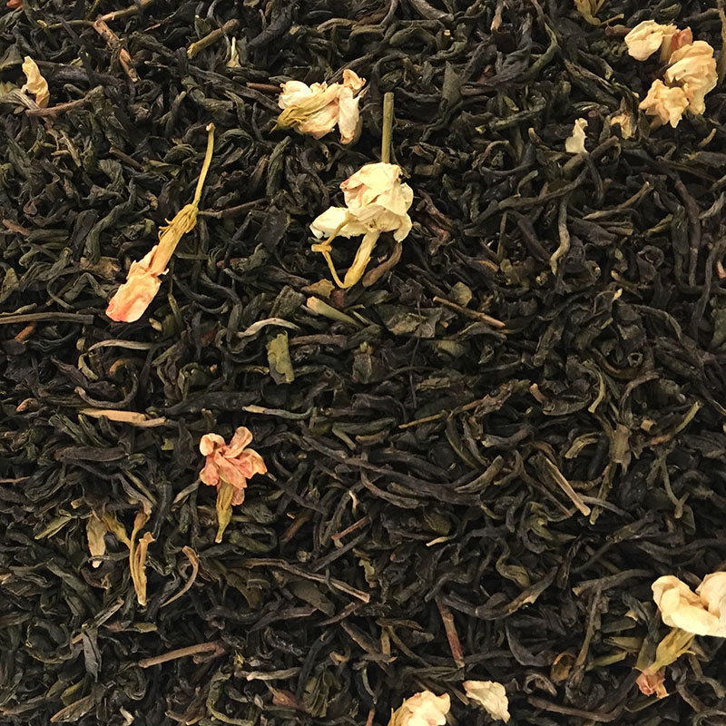 Picture Tea - Jasmine with Flowers - (2 oz.)