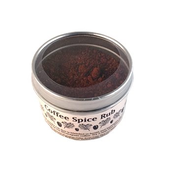 Picture Coffee Spice Rub - 2 oz.