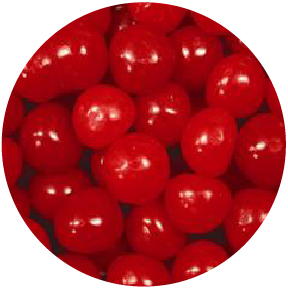 Picture Cherry Sours - 16 oz.