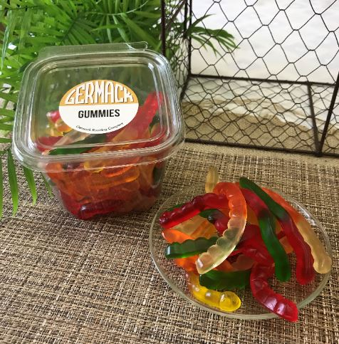 Picture Gummy Worms - 1 lb.