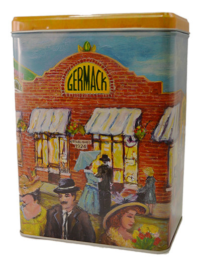 Picture Germack Heritage Tin