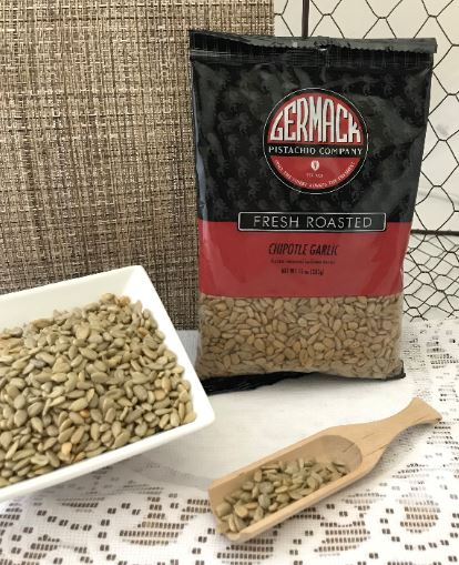 Picture Sunflower Seeds - Chipotle Garlic  - 10 oz.  C8