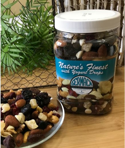 Picture Nature's Finest with Yogurt Drops- 16oz Jar