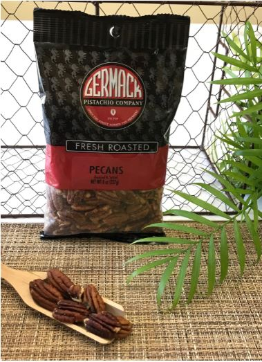 Picture Pecans - Roasted and Salted - 8 oz.  C8