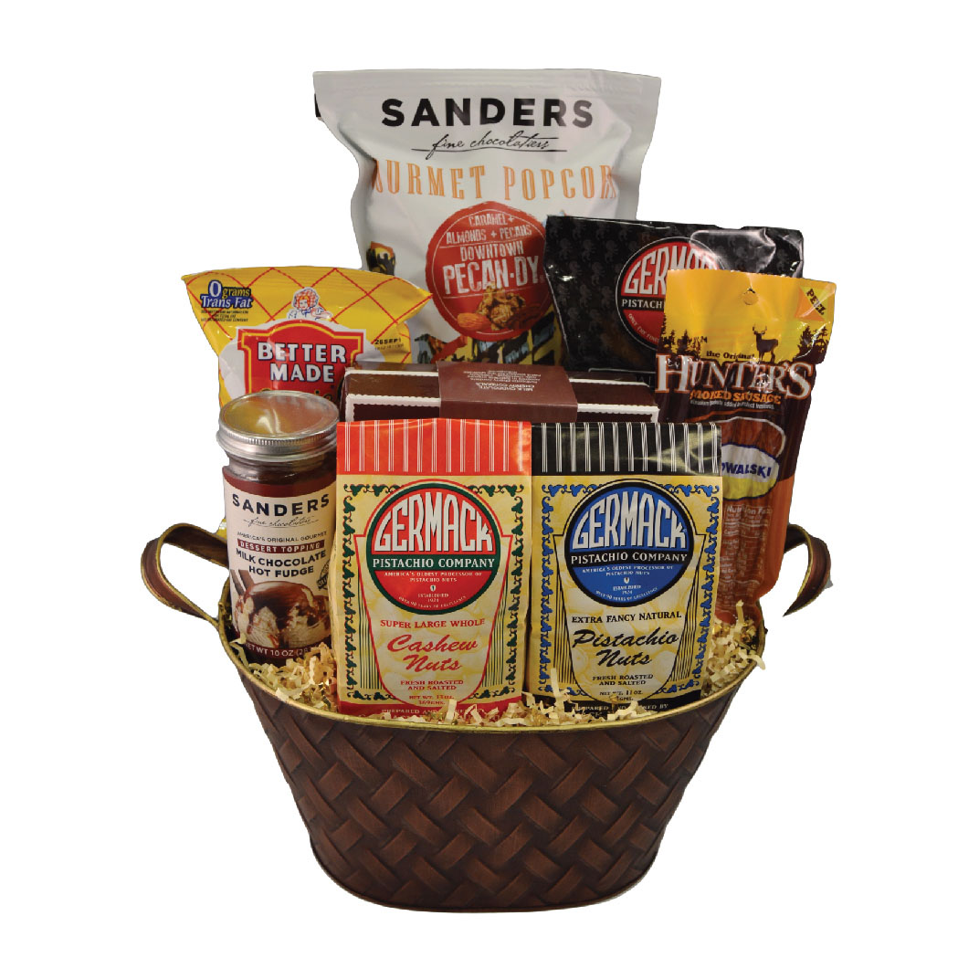 Picture Basket - Made In Michigan (Medium)