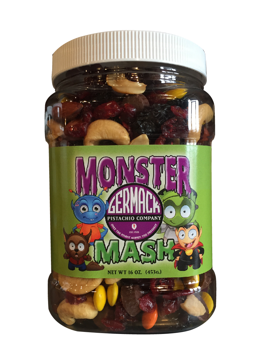 Picture Monster Mash 16oz
