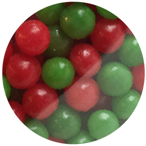 Picture Holiday Cherry Sours -16 oz