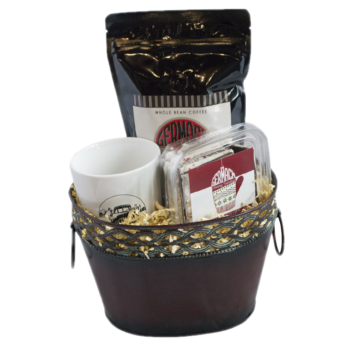 Picture Coffee Basket