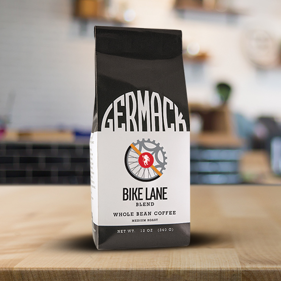 Picture Germack Coffee Blend (12 oz.) - Bike Lane (C8)