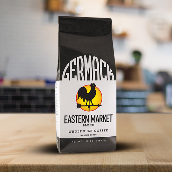 Picture Germack Coffee Blend (12 oz.) - Eastern Market (C8)