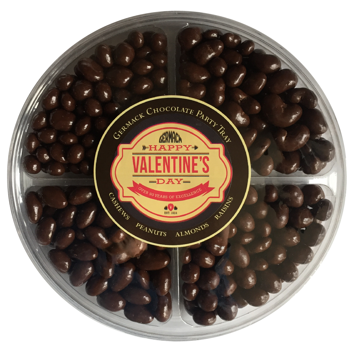 Picture Valentines Chocolate Tray - 42 oz.