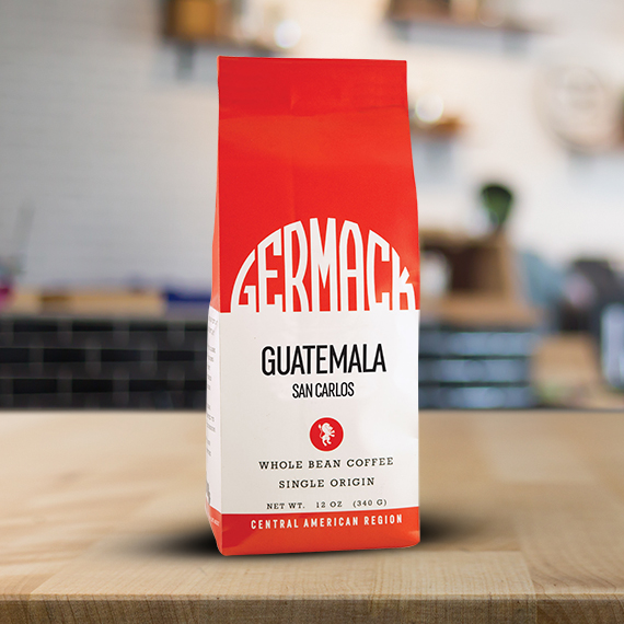 Picture Germack Coffee (12 oz.) - Guatemala San Carlos (C8)