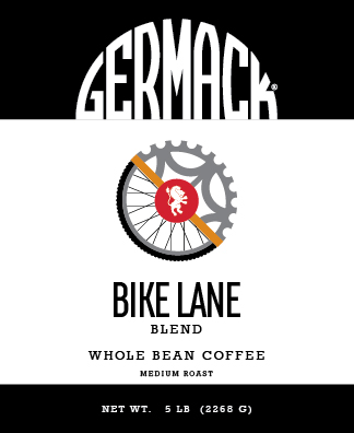 Picture Germack Coffee Blend (5 LB.)- Bike Lane