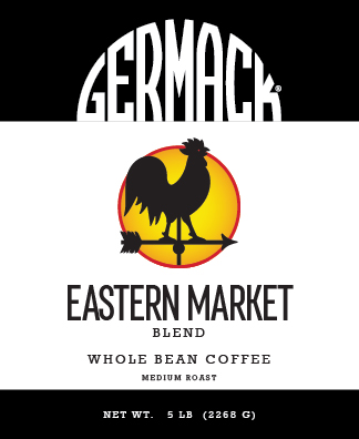 Picture Germack Coffee - Eastern Market Blend - 5 LB