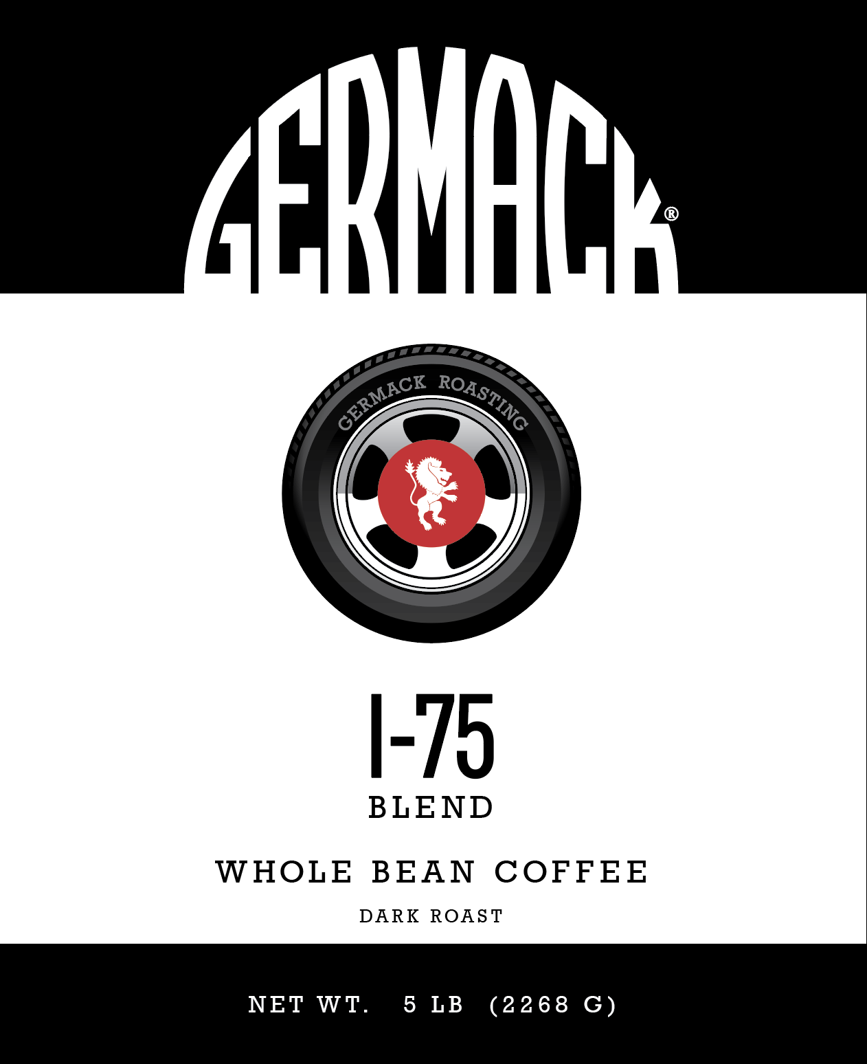 Picture Germack Coffee Blend (5 LB.) - I-75
