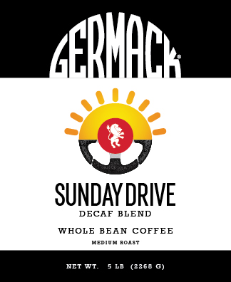 Picture Germack Coffee Blend (5 LB.) - Sunday Drive Decaf