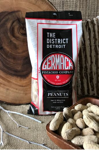 Picture Peanuts The District Detroit - Salted In-Shell