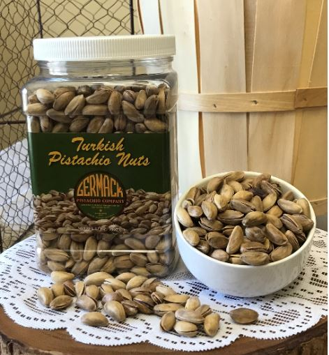 Picture Pistachios - Turkish - 32 oz. Jar   C6