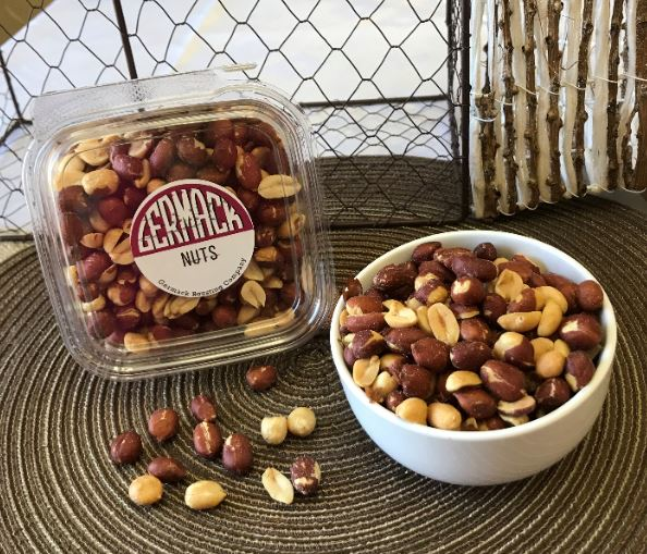 Picture Spanish Peanuts - 1lb.
