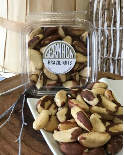 Picture Brazil Nuts - 8oz