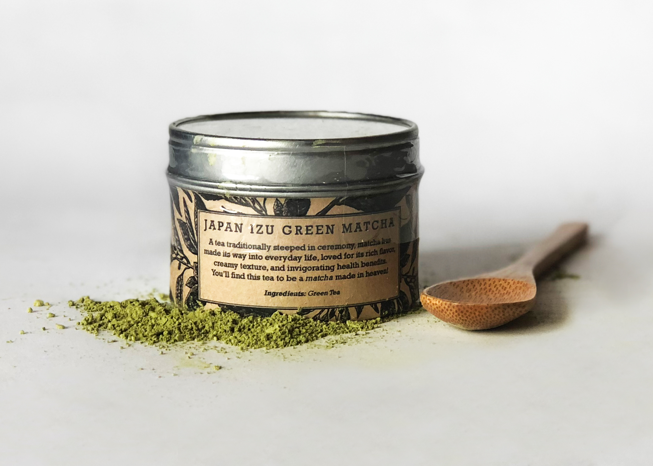 Picture Tea - Japan Izu Green Matcha