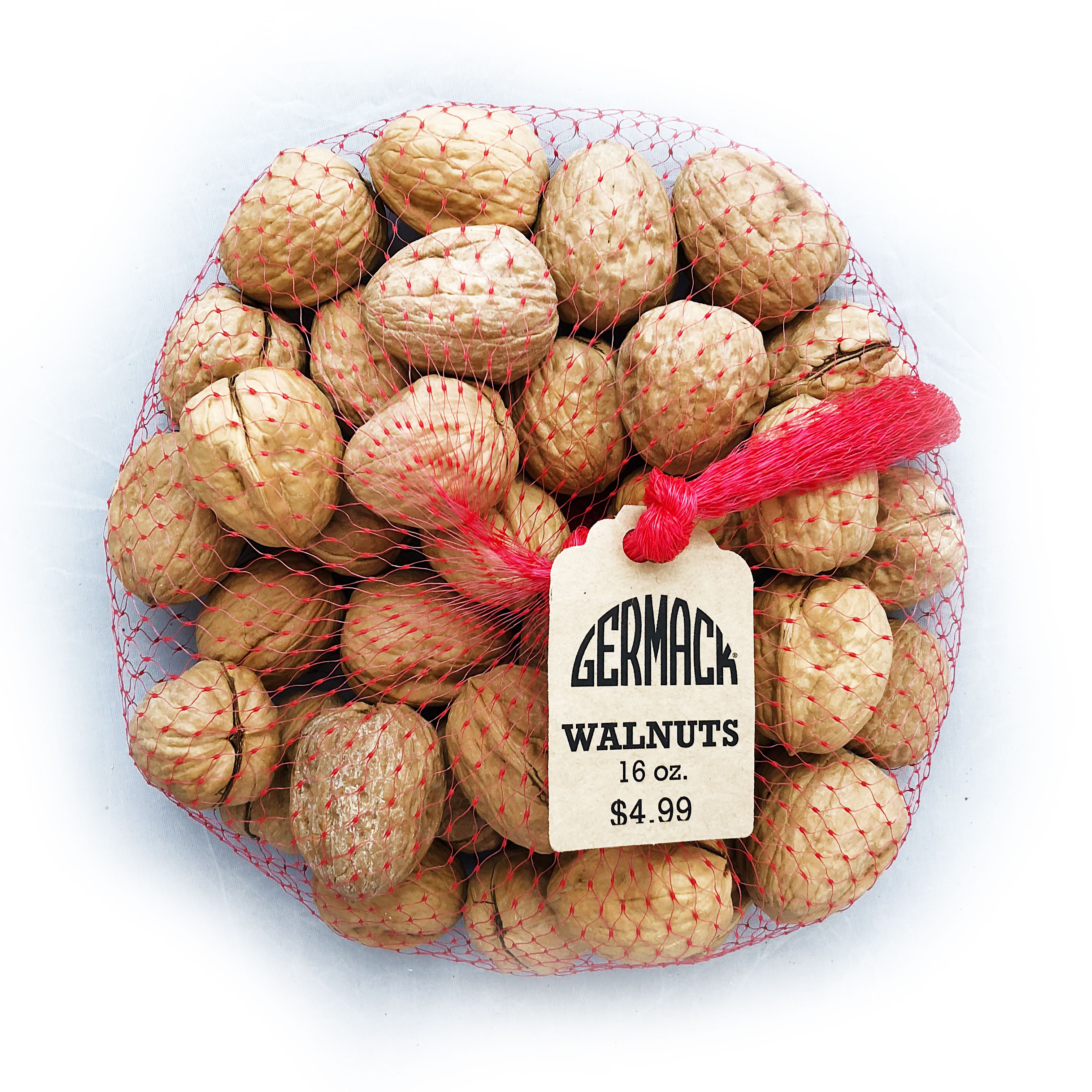 Picture Walnuts In-Shell - 16 oz.