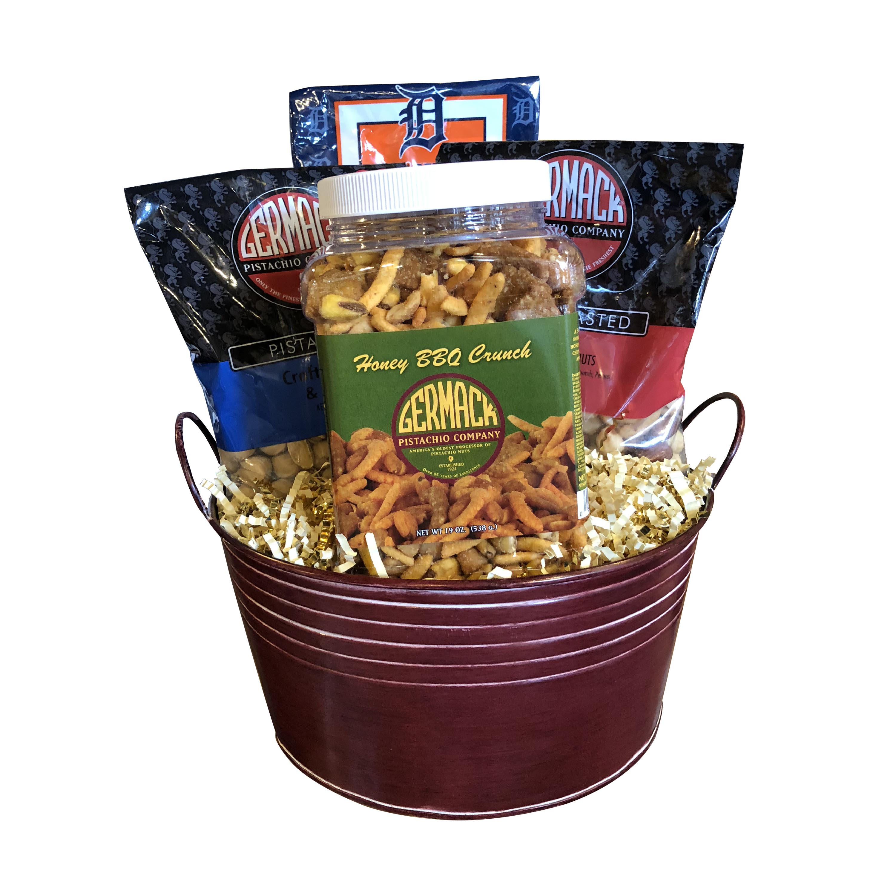 Picture Mini Gift Basket - Summer