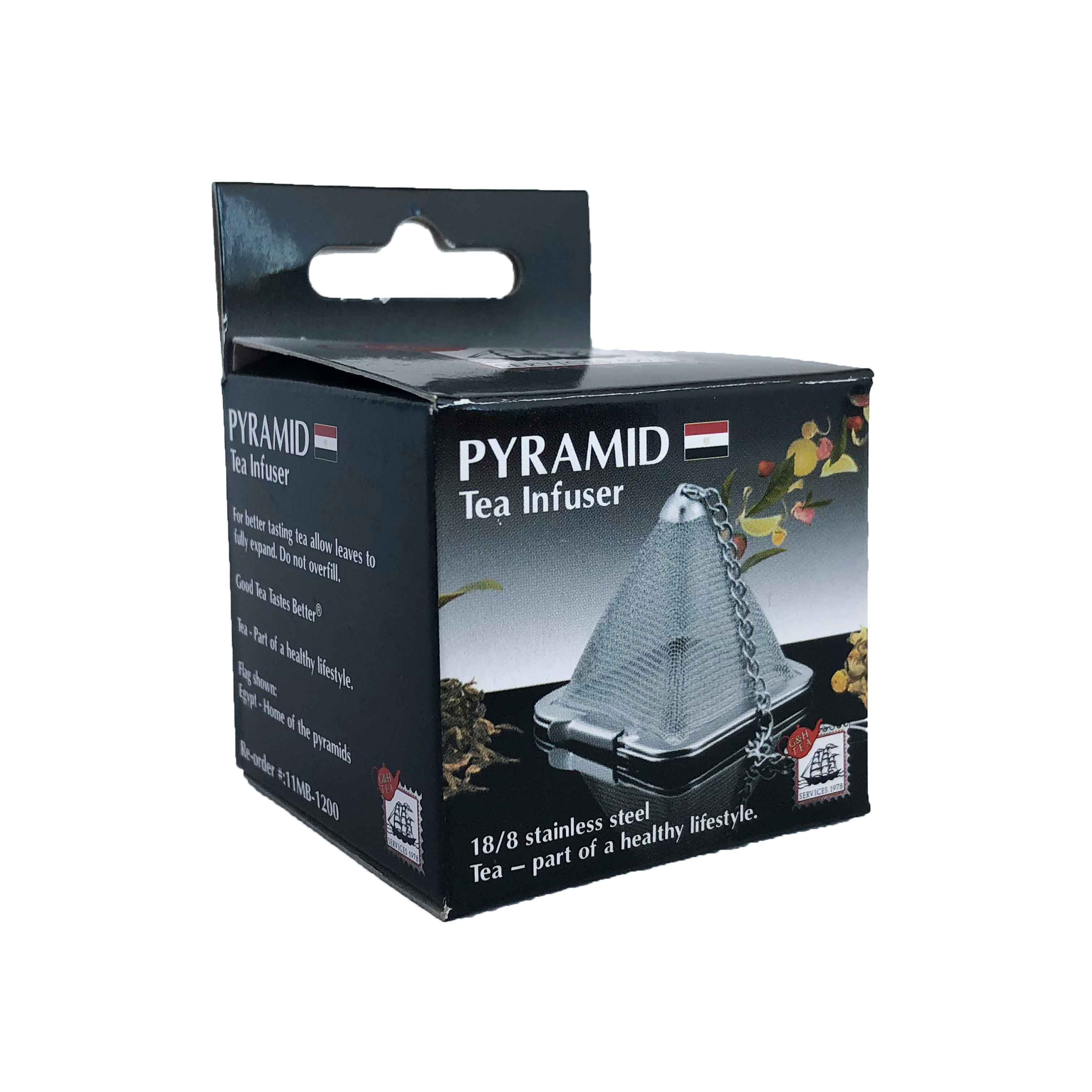 Picture Tea Infuser- Pyramid