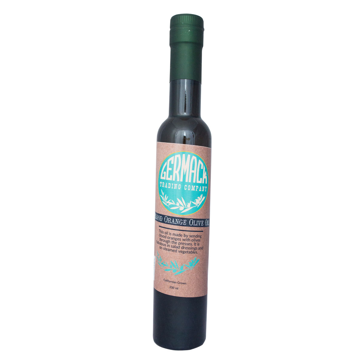 Picture Blood Orange Olive Oil - (200 ml.)