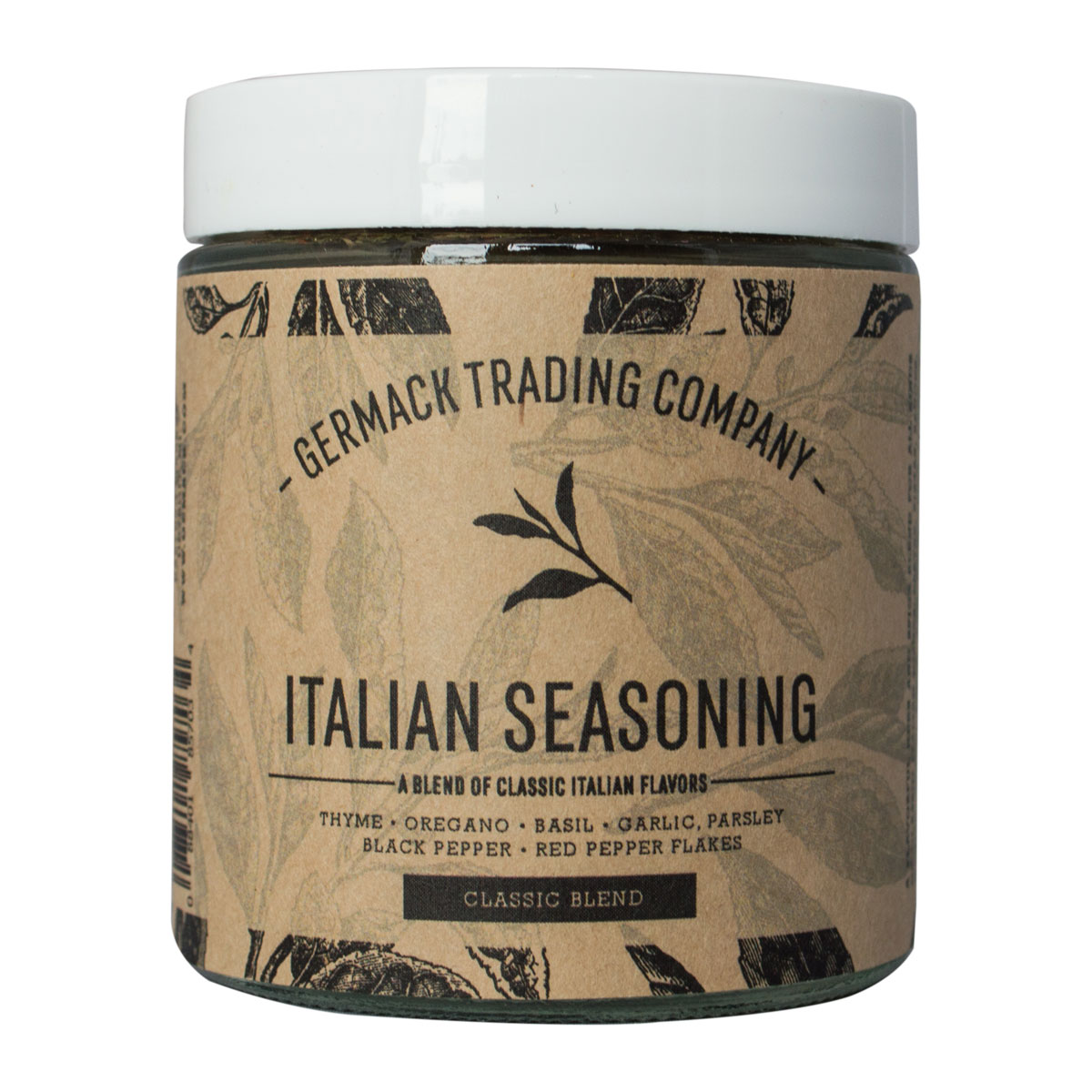 Picture Spice Jar - Italian Seasoning - (1 oz.)