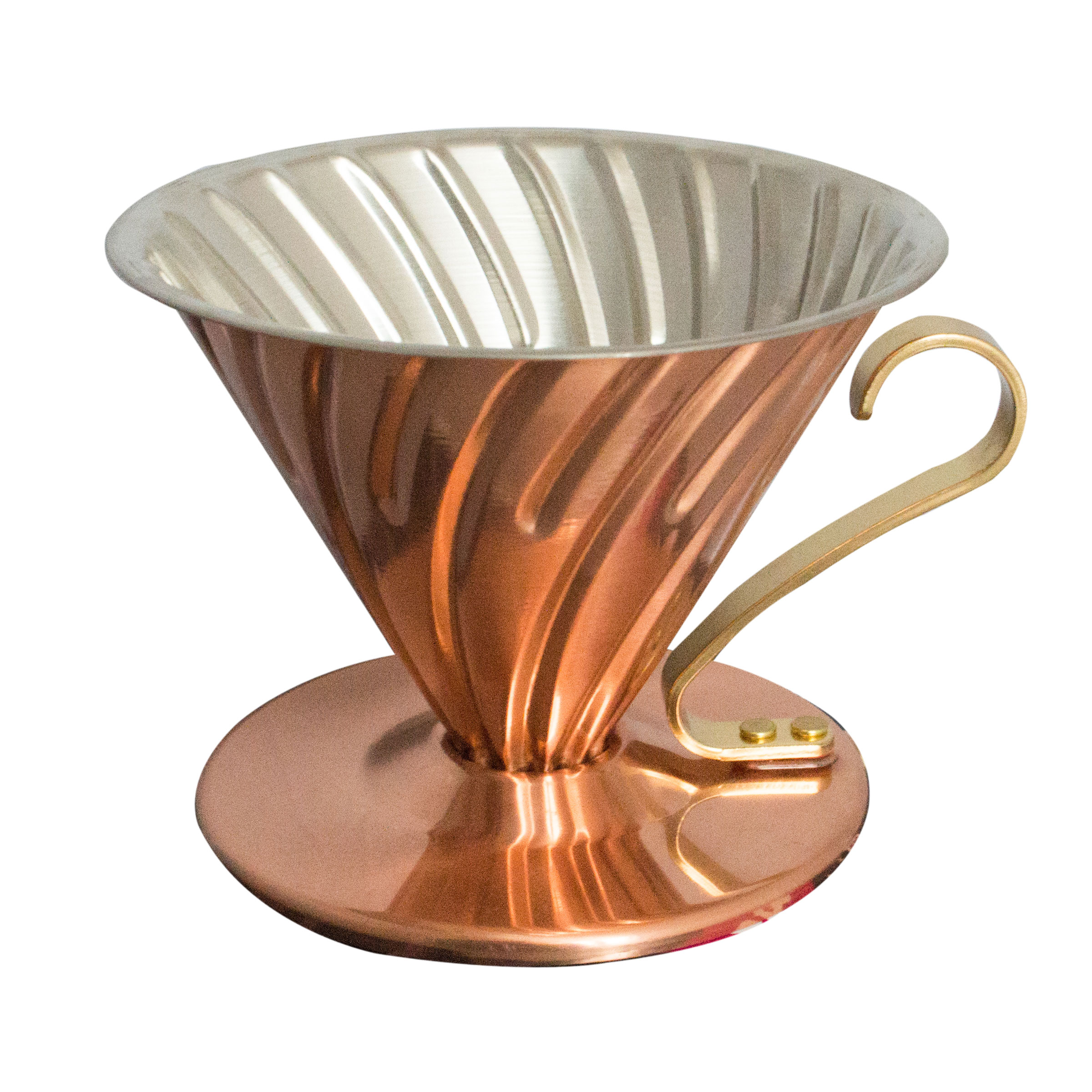 Picture Merchandise - Hario V60 Copper Dripper