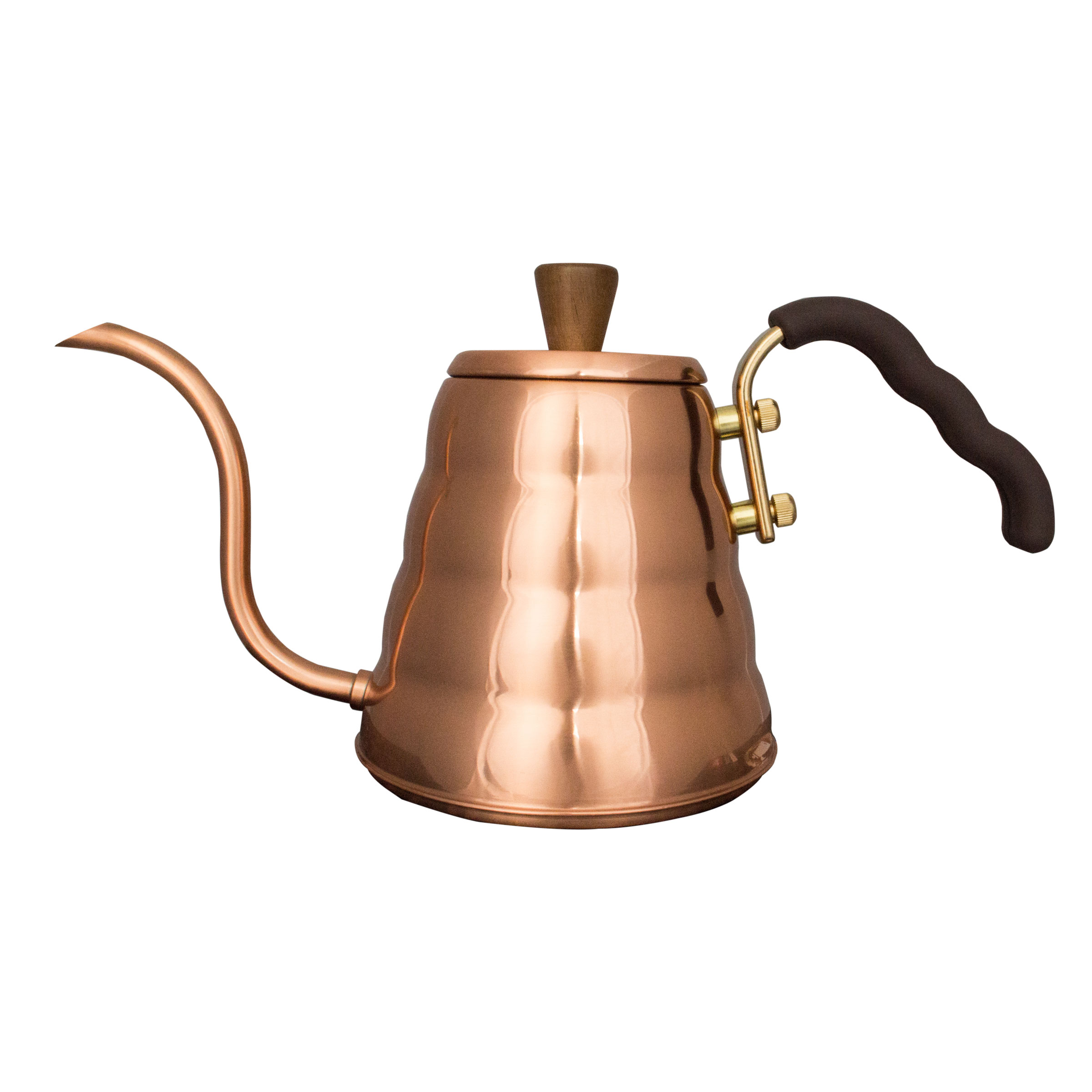 Picture Merchandise - Hario V60 Drip Kettle Buono Copper