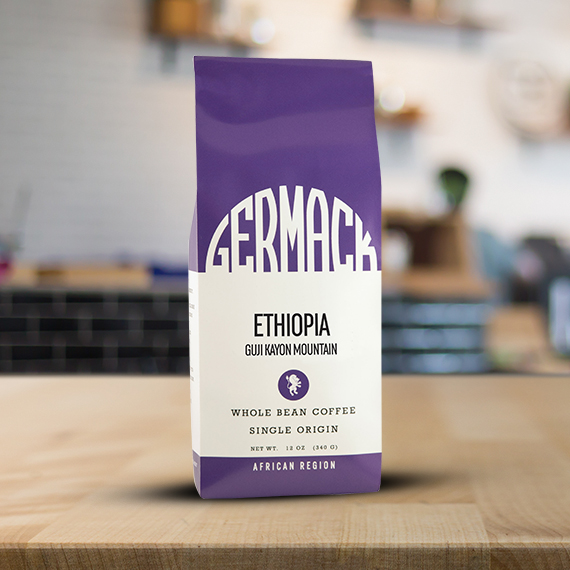 Picture Germack Coffee (12 oz.) - Ethiopia Guji Kanyon Mountain