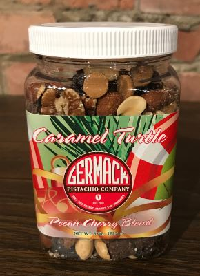 Picture Caramel Turtle Pecan Cherry Blend 8 oz