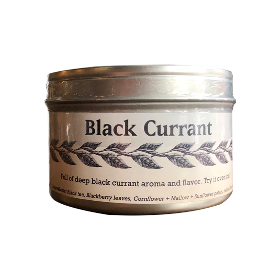 Picture Tea - Black Currant - 2 oz.