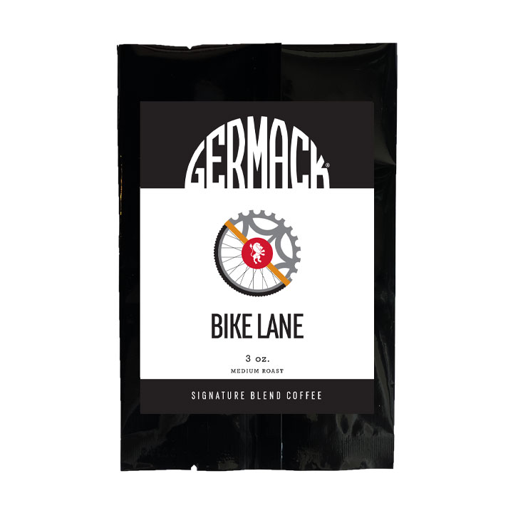 Picture Germack Coffee - Bike Lane - (12 (3 oz.) Bags / Case)