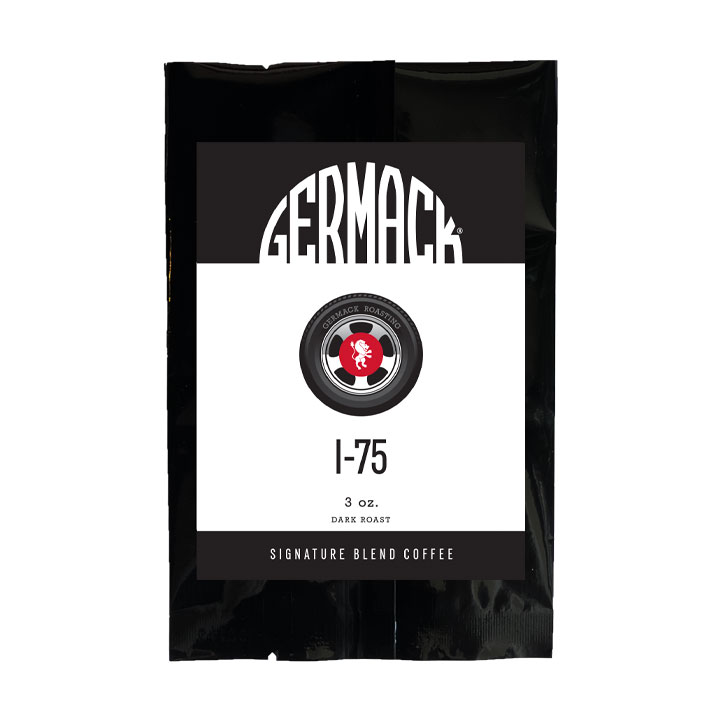 Picture Germack Coffee - I-75 - (12 (3 oz.) Bags / Case)