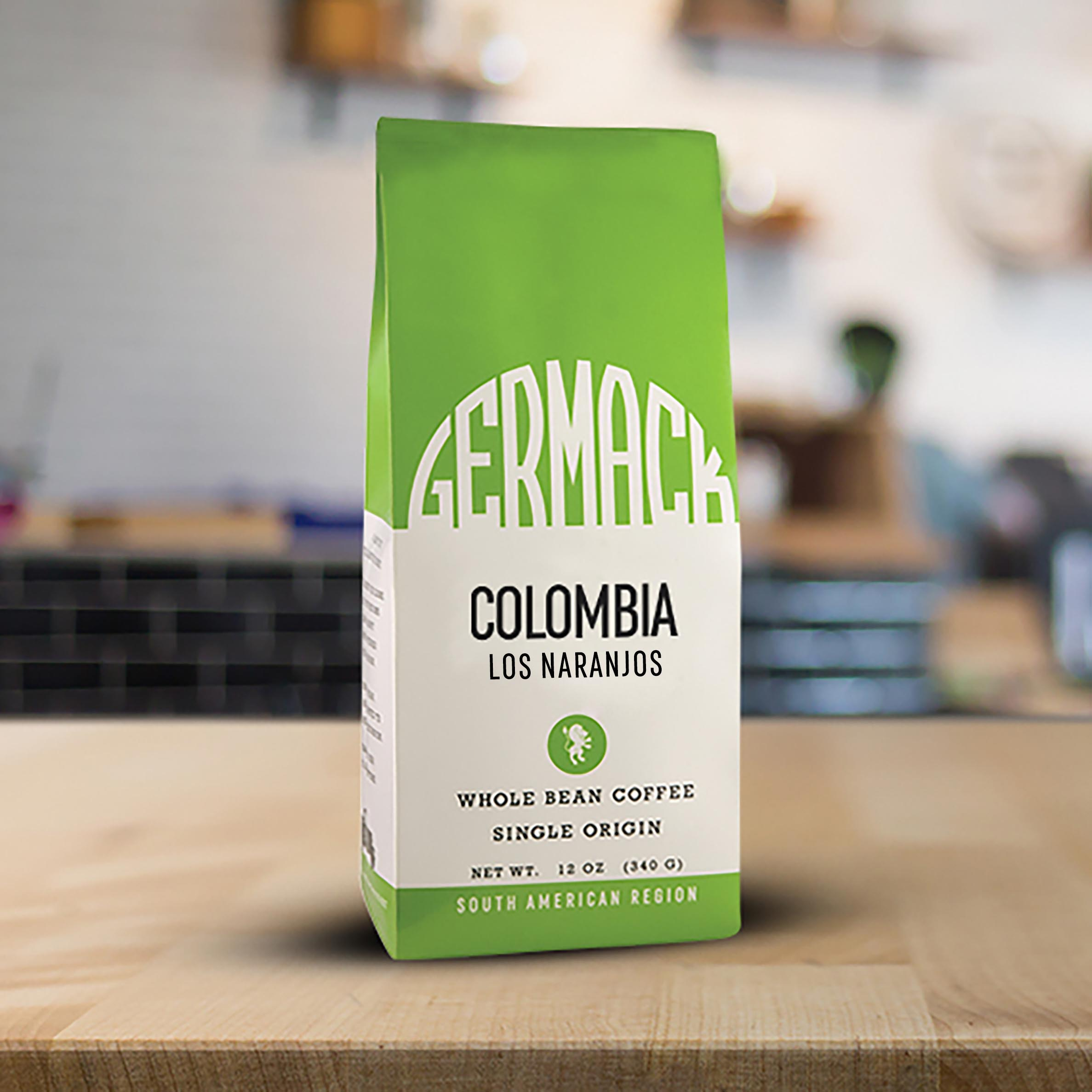 Picture Germack Coffee Colombia Los Naranjos - 12 oz