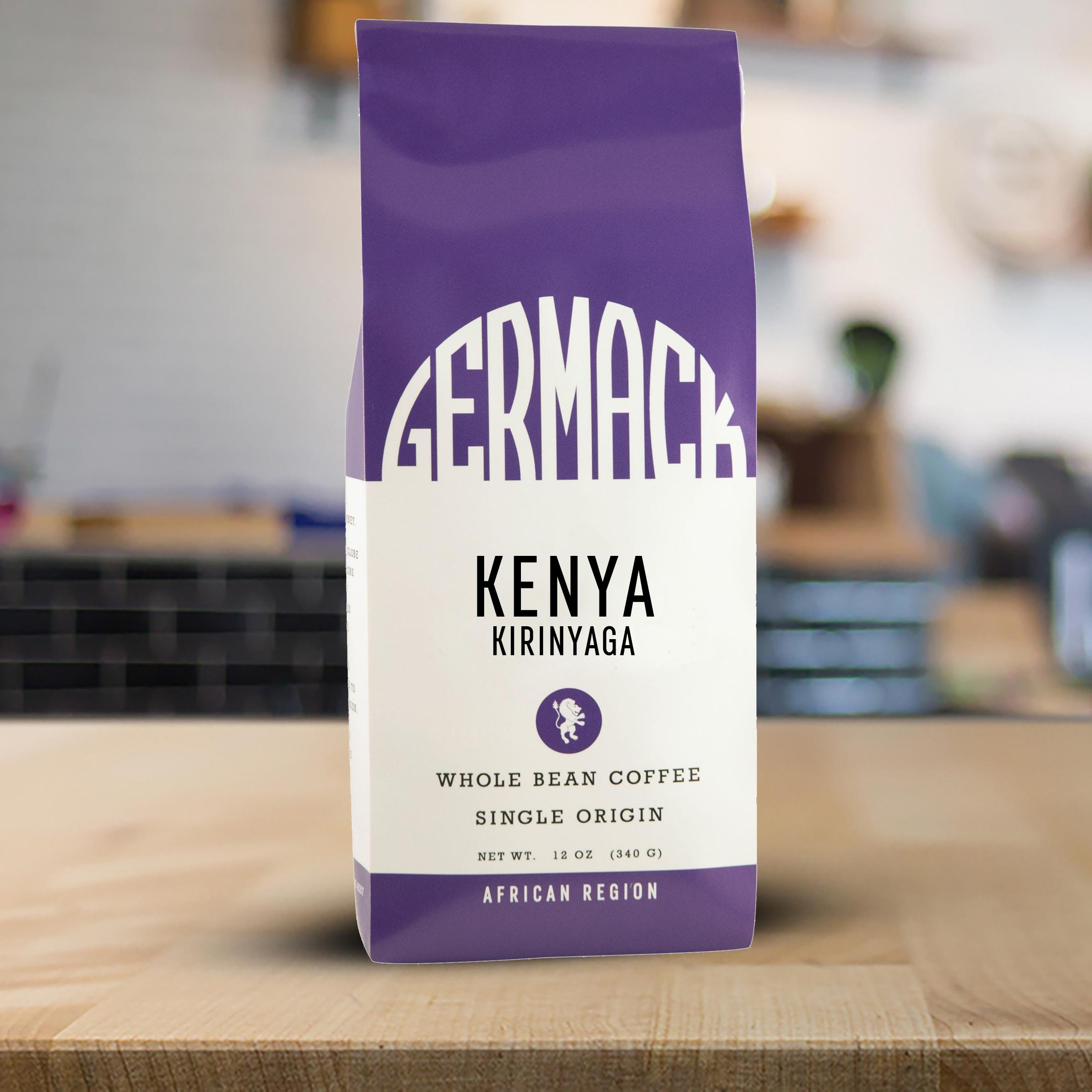 Picture Germack Coffee Kenya Kirinyaga - 12 oz