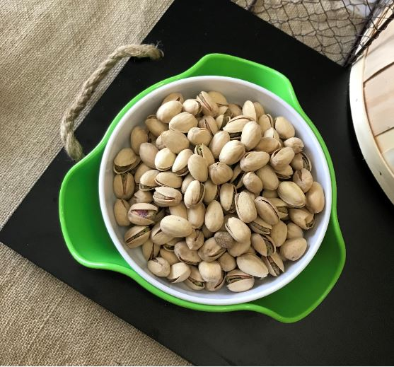 Picture Pistachio Bowl