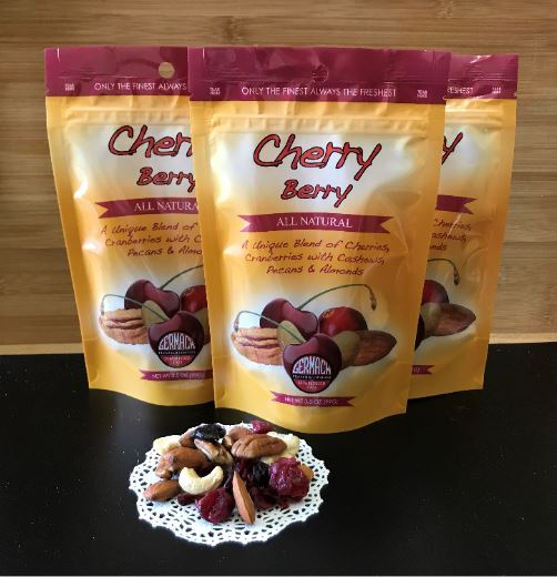 Picture Cherry Berry Nut Mix - 3.5 oz