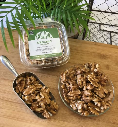 Picture Walnuts  Organic - 8oz