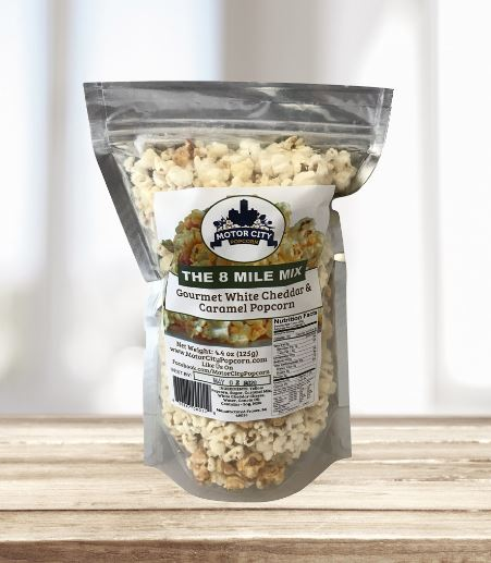 Picture Motor City Popcorn - The 8 Mile Mix