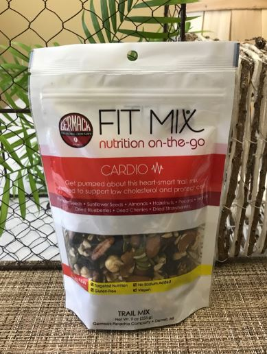 Picture FIT MIX - CARDIO   9 OZ. ZIP-TOP BAG  C8