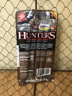 Picture Hunter Sausage Regular - Kowalski (3.75oz bag)