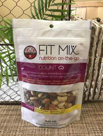 Picture FIT MIX - COUNT (LOWER-CAL) - 9 OZ. ZIP-TOP BAG  C8